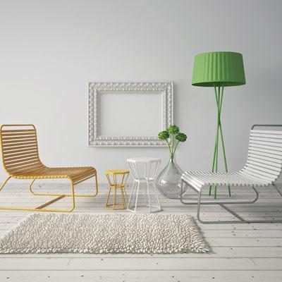 小户型布沙发组合现代客厅转角贵妃